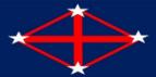 白瀬南極探検隊の探検旗